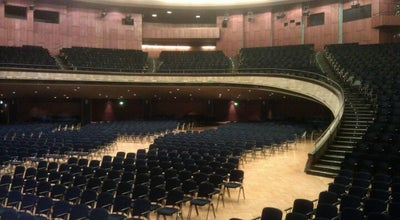 Photo of Concert Hall Liederhalle Beethovensaal at Berliner Platz 1-3, Stuttgart 70174, Germany
