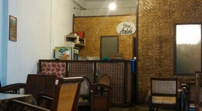 Photo of Sundanese Restaurant Warung Sangu Nini Anteh at Jl. Dewi Sartika No. 14, Tasikmalaya, Indonesia