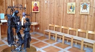 Photo of Church Gottsunda Kyrka at Sweden