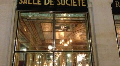 Photo of French Restaurant Le Grand Véfour at 17 Rue De Beaujolais, Paris 75001, France