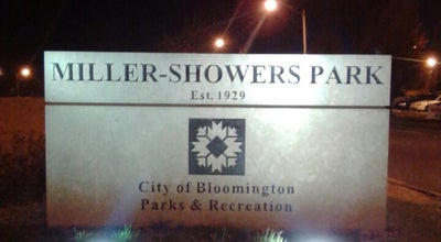 Photo of Lake Miller Showers Park at 100-198 W 17th St, Bloomington, IN 47404, United States