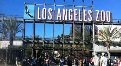 Photo of Zoo Los Angeles Zoo and Botanical Gardens at 5333 Zoo Dr, Los Angeles, CA 90027, United States