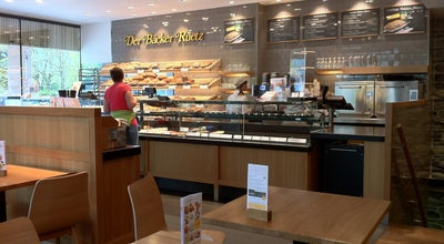 Photo of Bakery Der Bäcker Ruetz at Viktor-franz-hess-str. 3, Innsbruck 6020, Austria