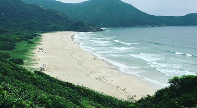 Photo of Beach Ham Tin Wan 鹹田灣 at Ham Tin Wan, Sai Kung, Hong Kong