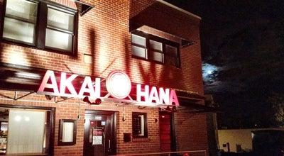 Photo of Sushi Restaurant Akai Hana at 206 W Main St, Carrboro, NC 27510, United States