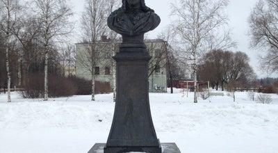 Photo of Monument / Landmark Памятник Меншикову at Володарского Улица, Колпино, Russia