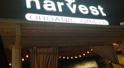 Photo of Vegetarian / Vegan Restaurant Harvest Organic Grille at 1810 Fountain View Dr, Houston, TX 77057, United States