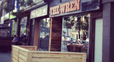 Photo of American Restaurant The Wren at 1382 Danforth Ave., Toronto, ON M4J 1M9, Canada