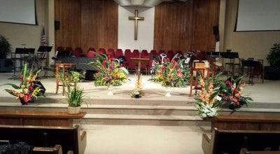 Photo of Church Tempe Nazarene Church at 3929 S Rural Rd, Tempe, AZ 85282, United States