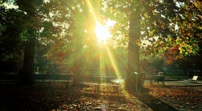Photo of Park Parc du Jardin Botanique at Rue Courtois 2, Liège 4000, Belgium