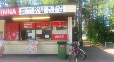 Photo of Burger Joint Nipan Grilli at Hongistontie 15, Kouvola 45200, Finland