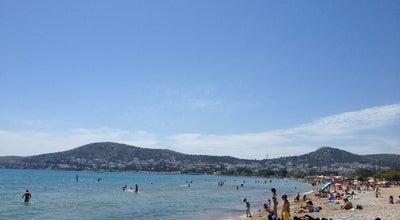 Photo of Beach Παραλία Βάρκιζας at Παραλία Βάρκιζας, Βάρκιζα, Greece
