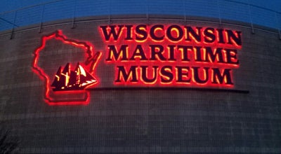 Photo of History Museum Wisconsin Maritime Museum at 75 Maritime Dr, Manitowoc, WI 54220, United States
