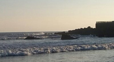 Photo of Beach Playa el Cuco at El Salvador