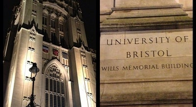 Photo of University University of Bristol at Tyndall Ave., Bristol BS8 1TH, United Kingdom