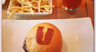 Photo of Burger Joint Umami Burger at 432 Avenue Of The Americas, New York, NY 10011, United States
