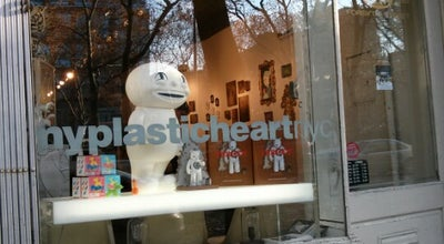 Photo of Toy / Game Store myplasticheart nyc at 210 Forsyth St, New York, NY 10002, United States