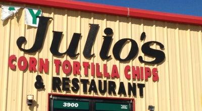 Photo of Mexican Restaurant Julio's Corn Tortilla Chips & Restaurant at Del Rio, TX 78840, United States