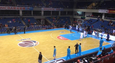 Photo of Basketball Court 首钢体育馆 at Beijing, Be, China