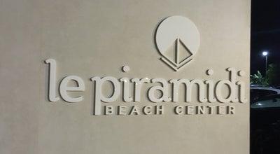 Photo of Beach Lido Le Piramidi at Viale Presidente Kennedy 45, Catania 95121, Italy