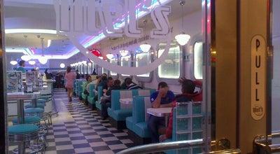 Photo of American Restaurant Tommy Mel's at Gran Vía Marqués Del Túria, 50, Valencia 46005, Spain