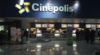 Photo of Movie Theater Cinépolis at Av. Río Churubusco No. 583, Iztapalapa, DF 09060, Mexico