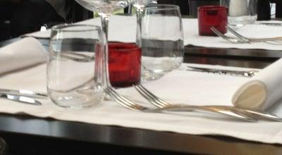 Photo of Italian Restaurant Sel & Poivre at Rue Auguste Delvaux 6, Jumet 6040, Belgium