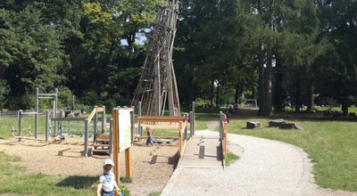 Photo of Playground Spielplatz und Bewegungspark at Nuremberg, Germany