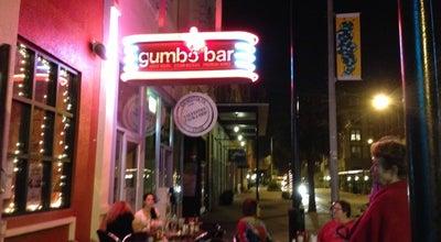 Photo of Cajun / Creole Restaurant Little Daddy's Gumbo Bar at 2105 Post, Galveston, TX 77550, United States