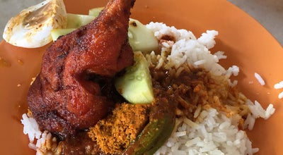 Photo of Indian Restaurant Nasi Kandar Ayam Merah at C/o Yong Suan Coffee Shop, Jln Yang Kalsom, Ipoh 30250, Malaysia