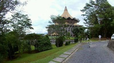 Photo of Monument / Landmark Dewan Undangan Negeri Sarawak (Old State Legislative Assembly) at Petrajaya, Kuching 93050, Malaysia