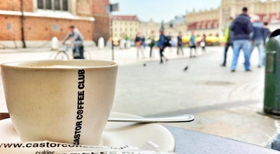 Photo of Coffee Shop Castor Coffee Club at Plac Mariacki 1, Kraków 31-042, Poland