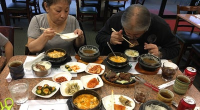 Photo of Korean Restaurant Cho Dang Tofu Restaurant (초당 순두부) at 2200 S 320th St, Federal Way, WA 98003, United States