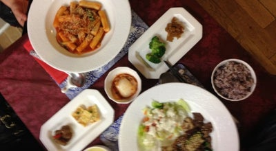 Photo of Korean Restaurant Kim's Mini Meals at 5 Buccleuch Street, Edinburgh EH8 9JN, United Kingdom