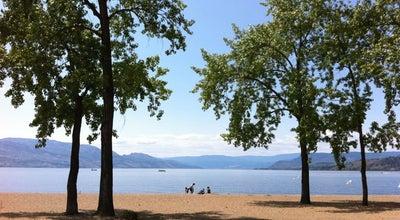 Photo of Beach Gyro Beach Park at 3400 Lakeshore Rd, Kelowna, BC, Canada