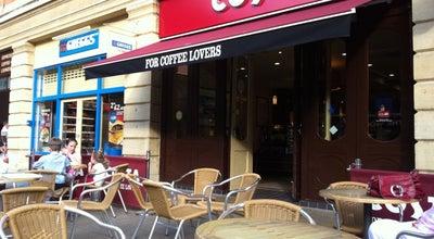 Photo of Coffee Shop Costa Coffee at Bridge St, Peterborough, United Kingdom