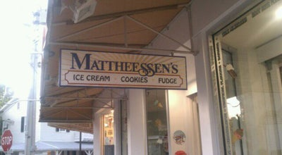 Photo of Ice Cream Shop Mattheessen's at 419 Duval St, Key West, FL 33040, United States
