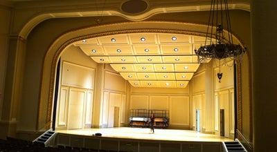 Photo of Concert Hall St. Cecilia Music Center at 24 Ransom Ave Ne, Grand Rapids, MI 49503, United States