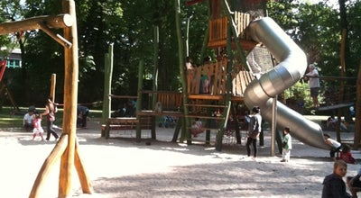 Photo of Playground Spielplatz Unterer Schlossgarten at Stuttgart, Germany