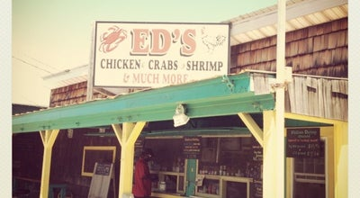Photo of Seafood Restaurant Ed's Chicken & Crabs at 2200 Costal Highway, Dewey Beach, DE 19971, United States