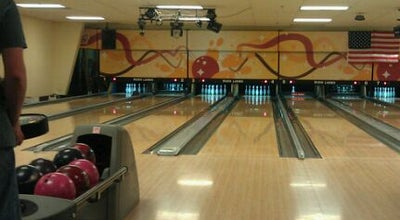 Photo of Bowling Alley Rush Lanes at United States