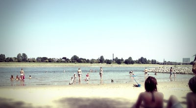 Photo of Beach Paradiesstrand at Bremer Str., Düsseldorf 40221, Germany
