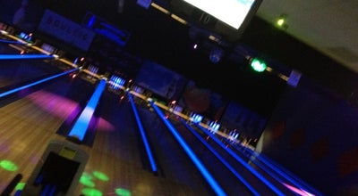 Photo of Bowling Alley Pinheads Entertainment Center at 13825 Britton Park Rd, Fishers, IN 46038, United States