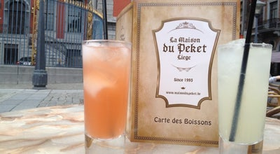Photo of Bar La Maison du Péket at Rue De L'epée N°4, Liège 4000, Belgium