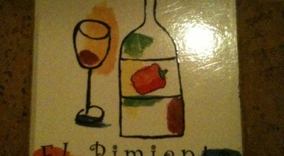 Photo of Tapas Restaurant El Pimiento at 16403 Nw 67th Ave, Miami Lakes, FL 33014, United States