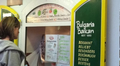 Photo of Hot Dog Joint Balkan Grill Walter (1. Salzburger Bosna Grill) at Getreidegasse 33, Salzburg 5020, Austria