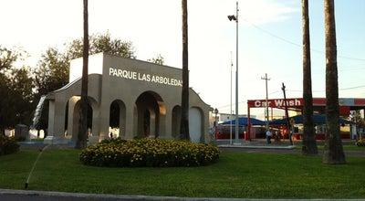 Photo of Park Parque Las Arboledas at Av. Las Puentes, San Nicolás de los Garza 66460, Mexico