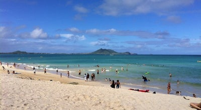 Photo of Park Kailua Beach Park at 450 Kawailoa Rd, Kailua, HI 96734, United States