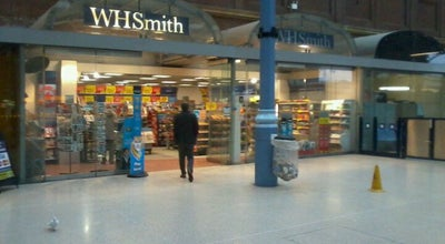 Photo of Bookstore WHSmith at Norwich Thorpe, Norfolk NR1 1EF, United Kingdom