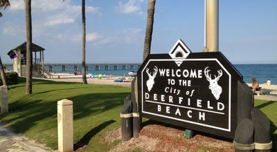 Photo of Beach Deerfield Beach Pier South at United States